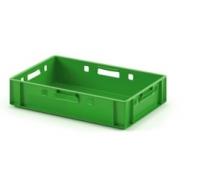 Ящик для мяса Е1 (морозостойкий) 25л 600x400x120 стойкостью t от -20 до +40