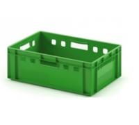 Ящик для мяса Е2 (морозостойкий) 40л 600x400x200  стойкостью t от -30 до +60
