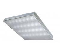Панель светодиодная ASD LP-02 pro (без ЭПРА), 36 Вт, 6500 К, 2700 Лм, 595x595x8 мм