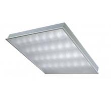 Панель светодиодная ASD LP eco Призма (без ЭПРА), 36 Вт, 4000 К, 3000 Лм, 595x595x25 мм