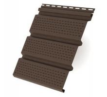 СОФИТ (7 дорожек перфорации на секцию) коричневый 3x0,3м (0,9м2) 1уп-10шт