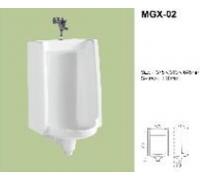 Писсуар настенный MGX-02 (375x310x645мм) с обвязкой