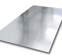 Лист плоский полимер в пленке 1250x2500мм толщ0,5 мм