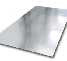 Лист плоский полимер 1250x2500мм толщ0,45 мм