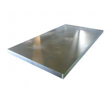 Лист плоский оцинкованный 1250x2500мм толщ0,9 мм