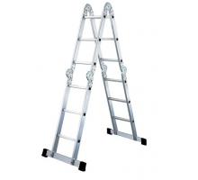 Лестница трансформер М4 х 5 151-285-570 1,5-1,25 мм алюм