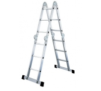 Лестница трансформер М4 х 6 181-345-694 1,5-1,25 мм алюм
