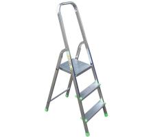 Лестница-стремянка 3 ступ 1 пролет QH-123 до 150кг