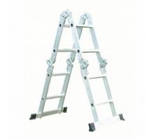 Лестница-трансформер 3 ступ 2 пролет QH-603 до 150кг
