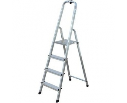 Лестница-стремянка 4 ступ 1 пролет SM-HLA004 до 150кг