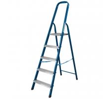 Лестница-стремянка 5 ступ 1 пролет SM-HLA005 до 150кг