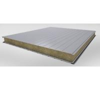 Панель стеновая (пенополистирол), беж,6000x1000x50мм
