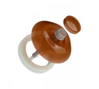 Термошайба для монтажа сот.поликарбоната 4мм бронза