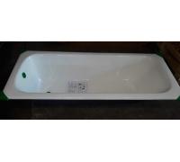 Ванна чугунная 1500х750х390 см