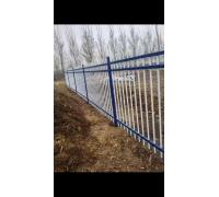 Забор секционный 3,0x1,5 м (столб,труба,крепеж)