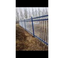 Забор секционный 3,0x1,2 м (столб,труба,крепеж)