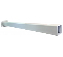 Кронштейн для столба 120*120 мм металлический POLIVAN GROUP коллекция DENPASAR (60*60*1000 мм)
