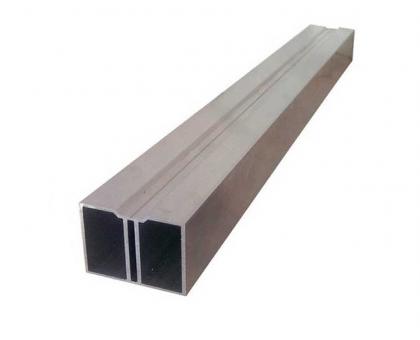 Лага монтажная алюминиевая POLIVAN GROUP коллекция DENPASAR (28*37*3000 мм), цвет алюминиевый