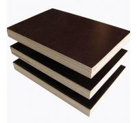 Фанера опалубочная (ламинир. коричневая ФСФ) 18мм 1,22х2,44мм 1/49л