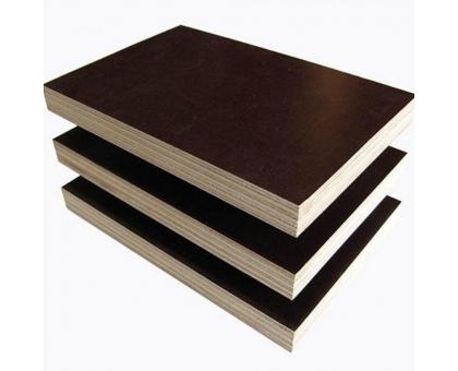Фанера опалубочная (ламинир. коричневая ФСФ) 12мм 1,22х2,44мм 1/80л