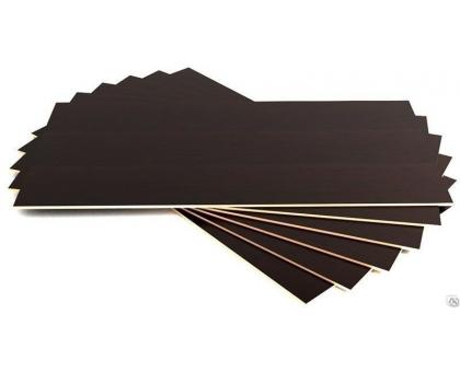 Фанера опалубочная (ламинир. коричневая ФСФ) 21мм 1,22х2,44мм Премиум