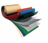 Сталь оцинкованная рулонная с полимерным покрытием толщ. 0.40x1250 мм