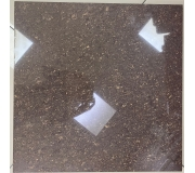 Керамогранит неглазур. полиров. темно-коричневый крап AJ6502 (600х600х9) 1.44м2 1уп/4шт, м2