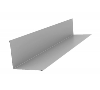 Планка примыкания верхняя оцинк 145x240 мм, длина 2500мм