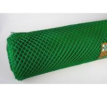 Пластиковая Сетка ПВХ зеленая 1мx10м (ячейка 1.8x1.8см)