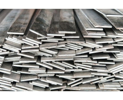 Полоса стальная 50x5; вес 1м.п./ 2кг; длина 6м.