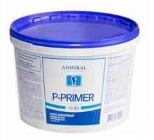 Праймер-Грунтовка P-PRIMER ADMIRAL акриловый  10л