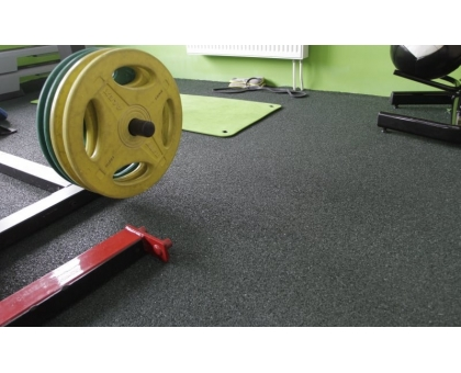 Резиновое рулонное покрытие Флекс (плотность 1000) толщ.40 мм