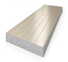 Панель стеновая (пенополистирол), шир.960мм, толщ. 100Мм