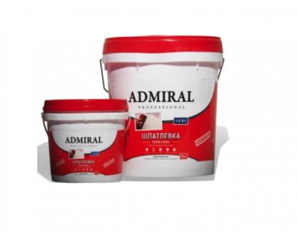 Шпатлевка для внутр.работ ADMIRAL 15кг