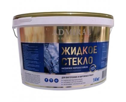 Стекло жидкое ADMIRAL 14кг