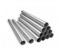 Трубы оцинкованные 89х3,5; вес 7,75кг/1м.п., длина 6м.
