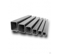 Трубы профильные 60х60х4; вес 6,958кг/1м.п., длина 12м.