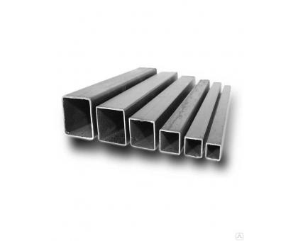 Трубы профильные 60х60х3; вес 5,5кг/1м.п., длина 12м.