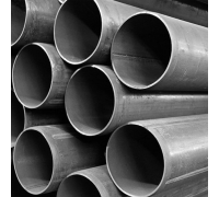 Трубы электросварные 127х4; вес 12,25кг/1м.п., длина 12м.