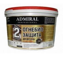 Огнебиозащита 2 группа (бесцветная) ADMIRAL 20л