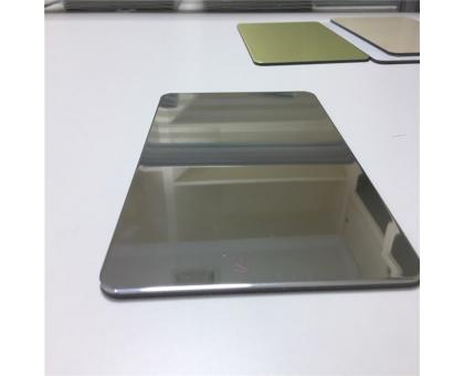 Алюкобонд Alcodome Г4 1,5x4,0 толщ 3мм зеркало